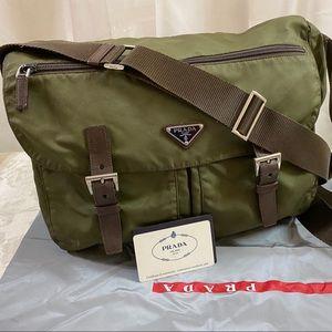 🆕 Prada Milano Sport Crossbody Bag